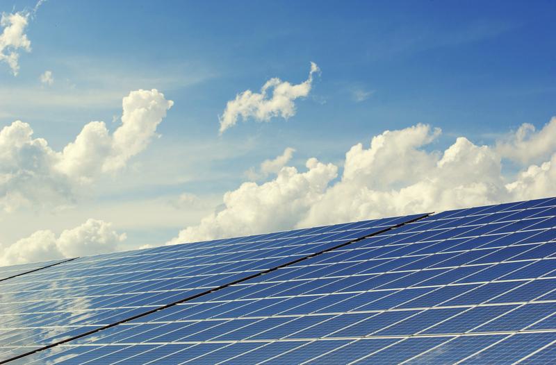 Zonnenpanelen - zonnestroom installatie