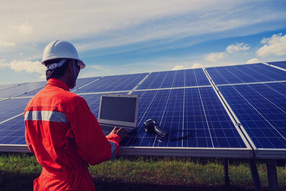 Inspectie PV Installatie - Zonnepanelen doormeten